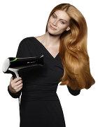 Укладка феном на длинные волосы