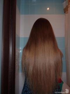 Хромоэнергетический комплекс для волос