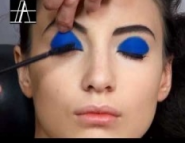 Make Up Atelier Paris Tutorial Blue