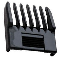 Moser Attachment comb black Пластиковая...