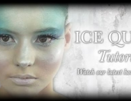 Illamasqua Ice Queen tutorial