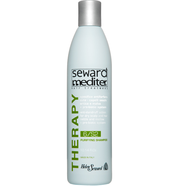 Шампунь против перхоти Helen Seward PURIFYING SHAMPOO 6/S2 для сухих волос