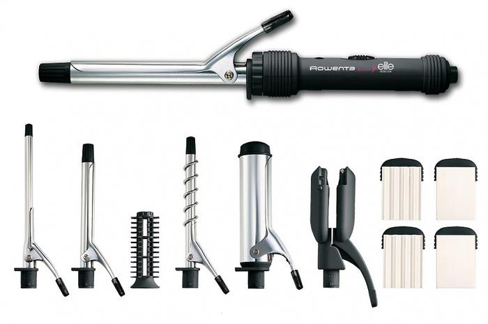 Инструменты для завивки локонов