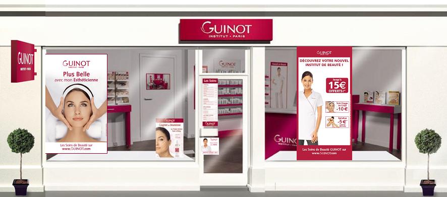 Партнерство с Guinot – гарантированный успех бизнесу