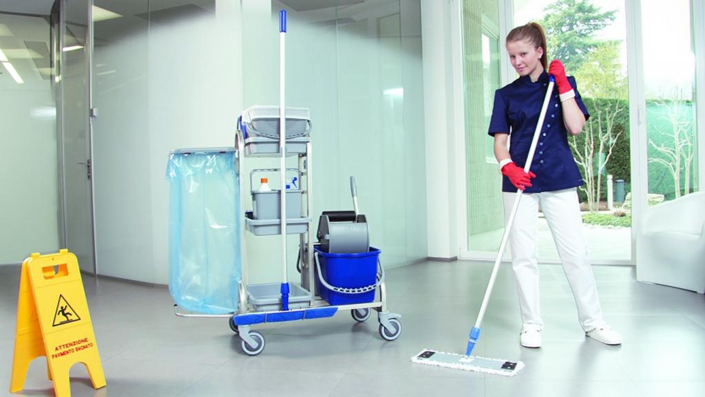 Требования к содержанию помещений и организации санитарно-гигиенического и противоэпидемического режима работы