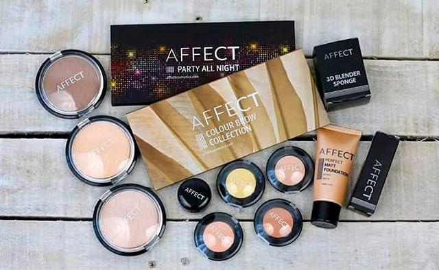 AFFECT – косметика, которая обязательно станет Вашей профессиональной страстью!