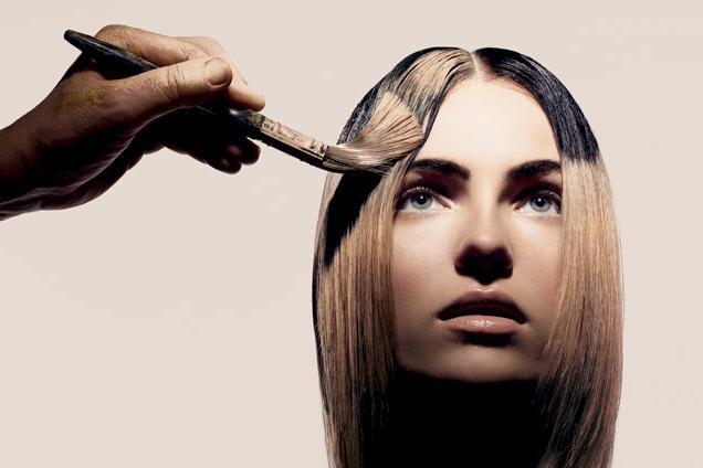 Декапирование волос (глубокое действие)