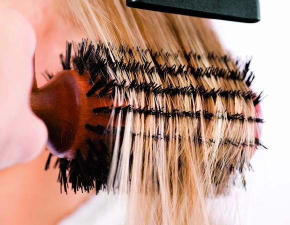 Что такое брашинг для волос?