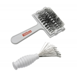 Чем чистить брашинг?