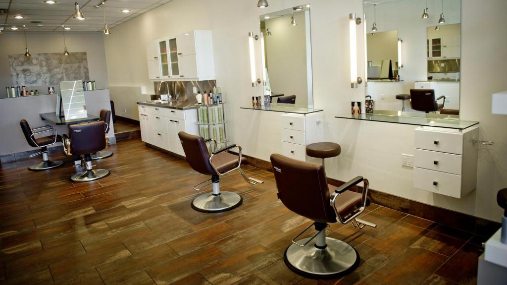 Требования к внутренней отделке помещений парикмахерских, салонов красоты и косметологических кабинетов