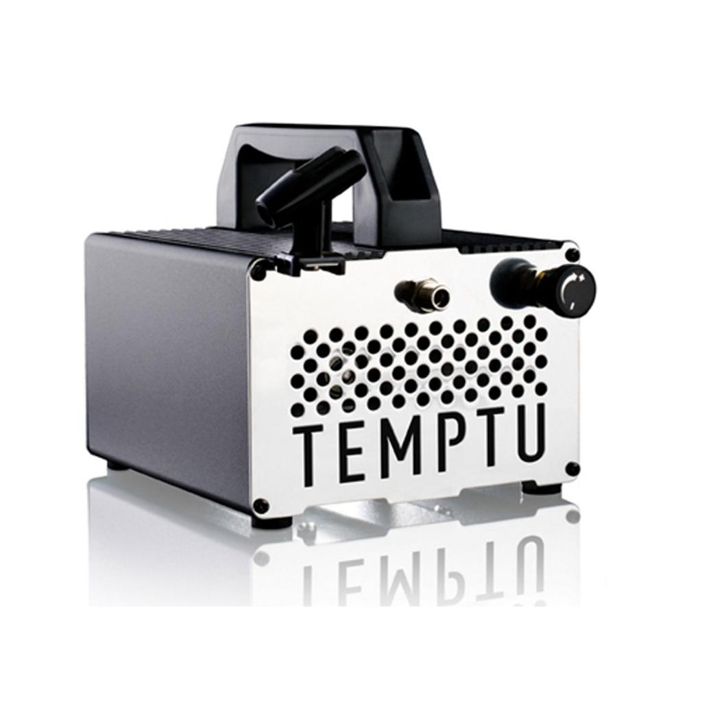 В косметической аэрографии используются два типа компрессоров
