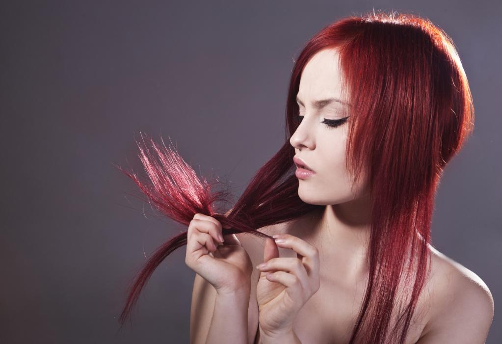 Как сделать окрашенные волосы здоровыми и красивыми