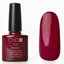 CND Shellac Гелевое покрытие Decadence 7.3 мл
