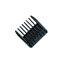 Moser Attachment comb # 2,  6mm  black...