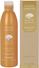 Шампунь FarmaVita Argan Sublime Shampoo с...