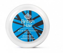 British Hair High Definition Paste Паста для...