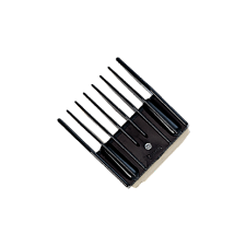Moser Attachment comb. # 13,  9mm, black...
