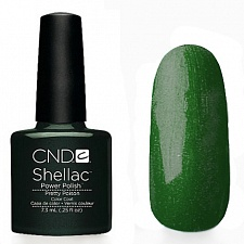CND Shellac Гелевое покрытие Pretty Poison...