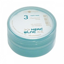 Hair Company Head Wind Top Fix Matt Wax-3 ...