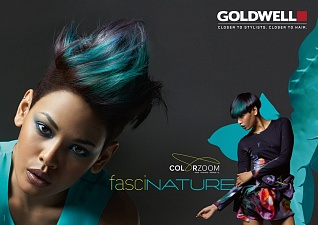 Goldwell Color Zoom 2012: FasciNATURE