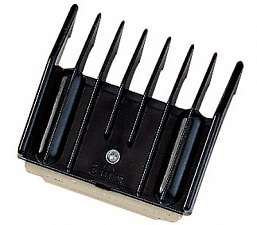 Moser Attachment comb. # 12,  5mm, black...